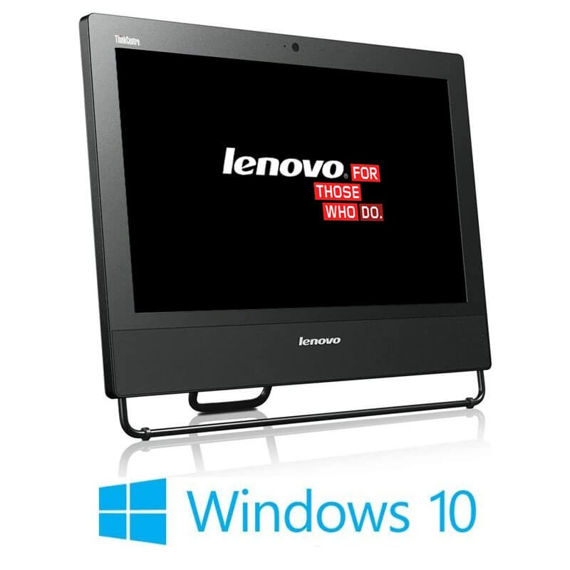 All-in-One Refurbished Lenovo ThinkCentre M73z, i5-4460s, Webcam, Win 10 Home