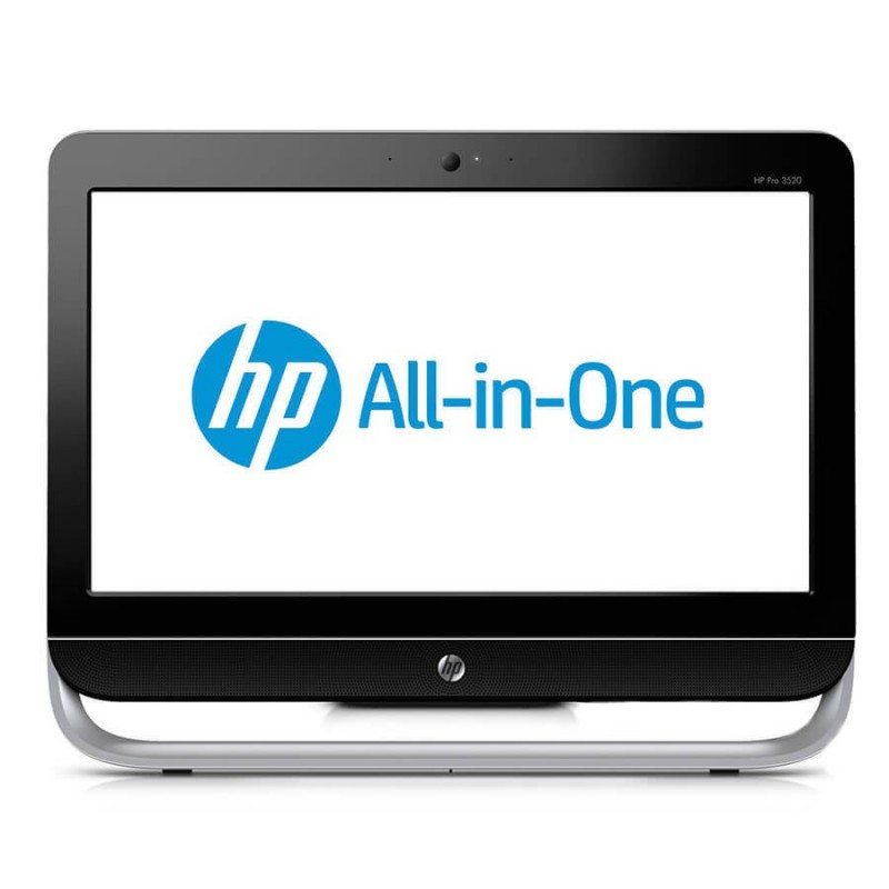 All-in-One Second Hand HP Pro 3520, Intel Core i3-3220, Grad A-, Webcam