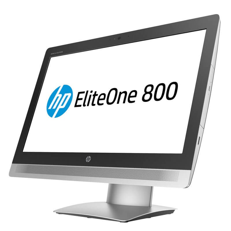 All-in-One Touchscreen SH HP EliteOne 800 G2, Quad Core i5-6500, 23