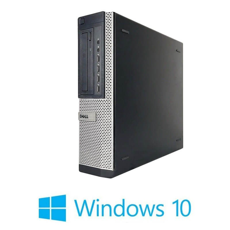 Calculatoare Refurbished Dell OptiPlex 790 DT, i5-2400, 8GB, SSD, Win 10 Home