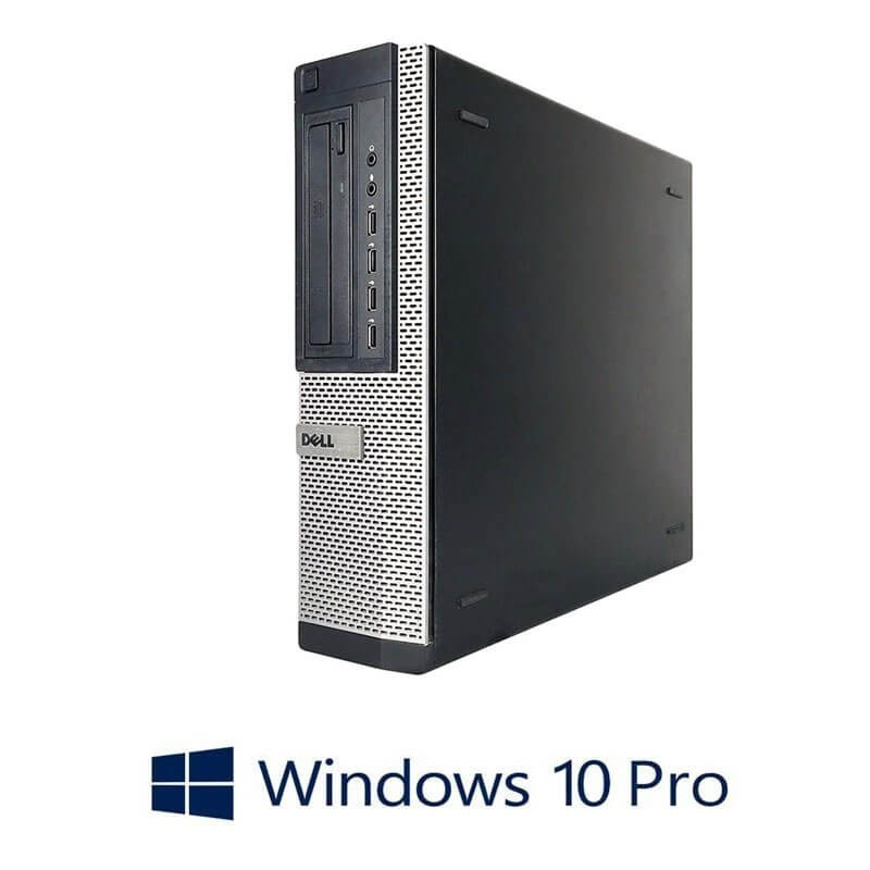 Calculatoare Refurbished Dell OptiPlex 790 DT, i5-2400, 8GB, SSD, Win 10 Pro