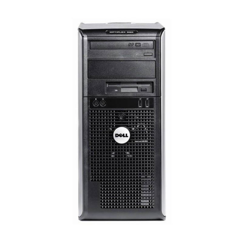 Calculatoare SH Dell Optiplex 380 MT, Core 2 Quad Q8300