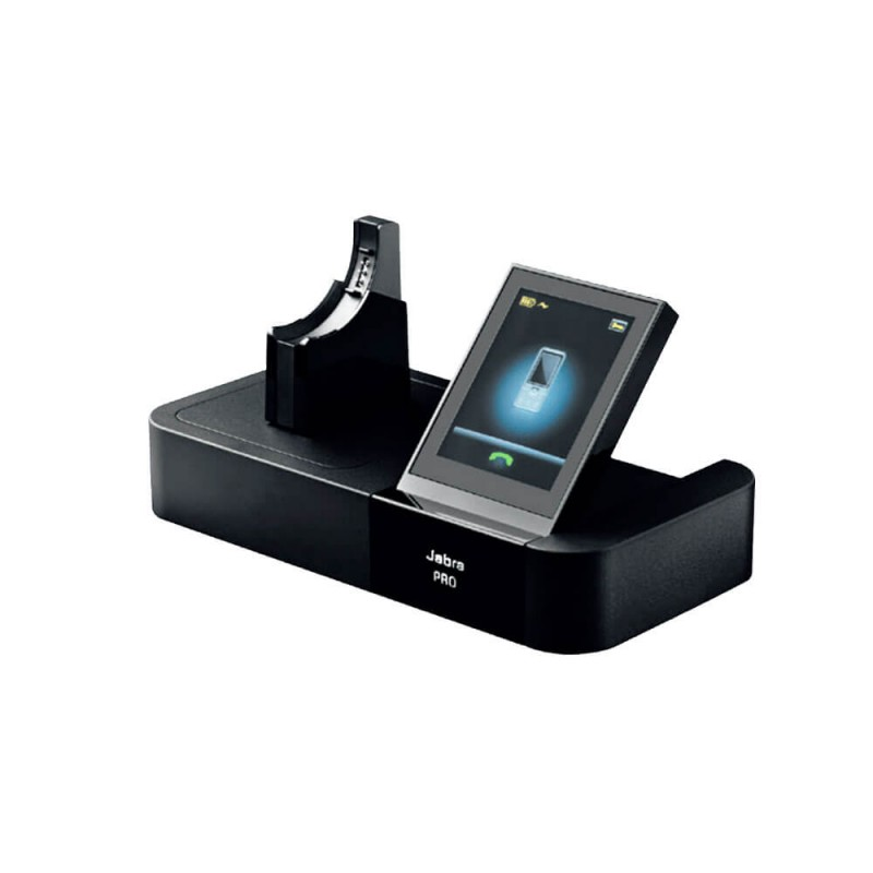 Docking SH Touchscreen Jabra PRO 9400BS + Alimentator