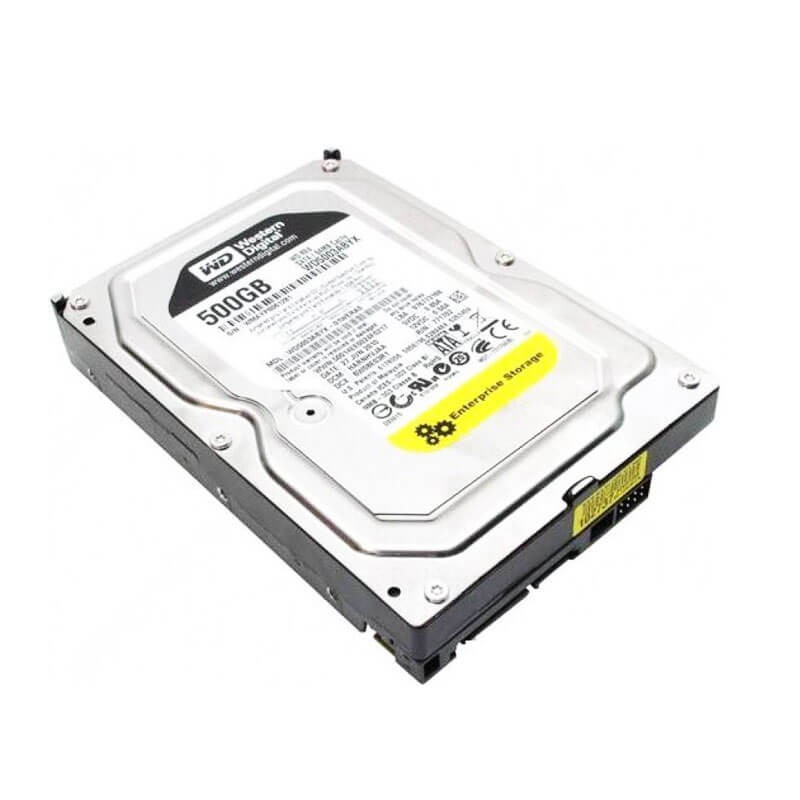 Hard Disk Calculator 500GB Sata3 7200rpm diferite modele
