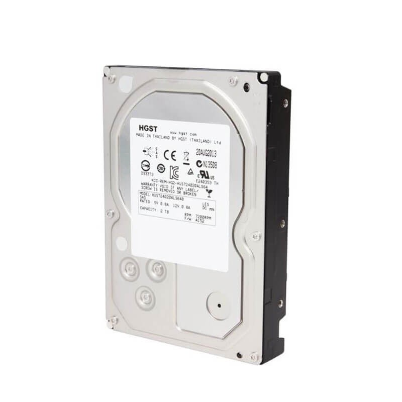 Hard Disk HGST HUS724020ALS640 2TB SAS 6Gbps 3.5 inch, 64 Mb Cache