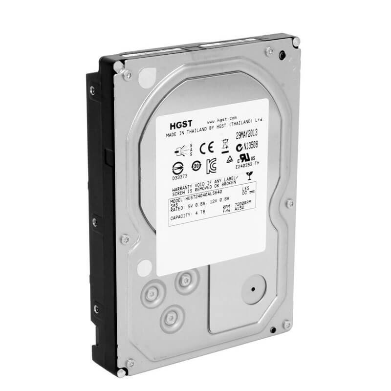 Hard Disk HGST HUS724040ALS640 4TB SAS 6Gbps 3.5 inch, 64 Mb Cache