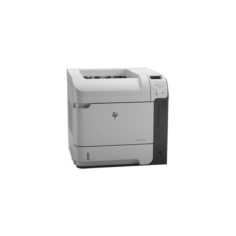 Imprimanta Second Hand HP LaserJet Enterprise 600 M602dn, Carcasa crapata