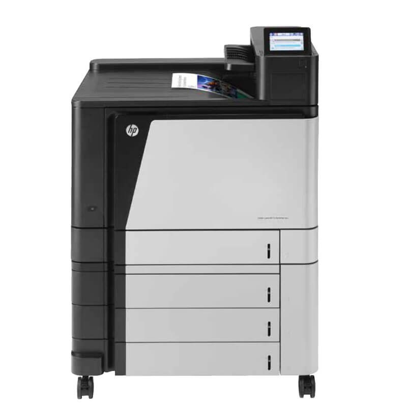 Imprimante Color Second Hand A3 HP LaserJet Enterprise M855dn