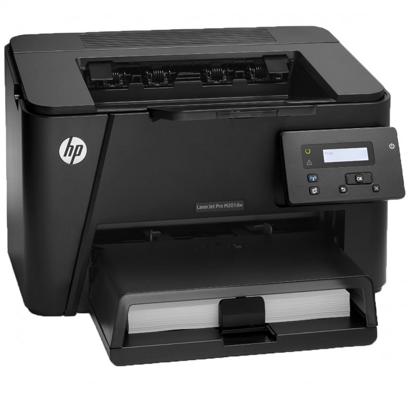 Imprimante Refurbished HP Laserjet Pro M201dw, Wireless, Toner Full