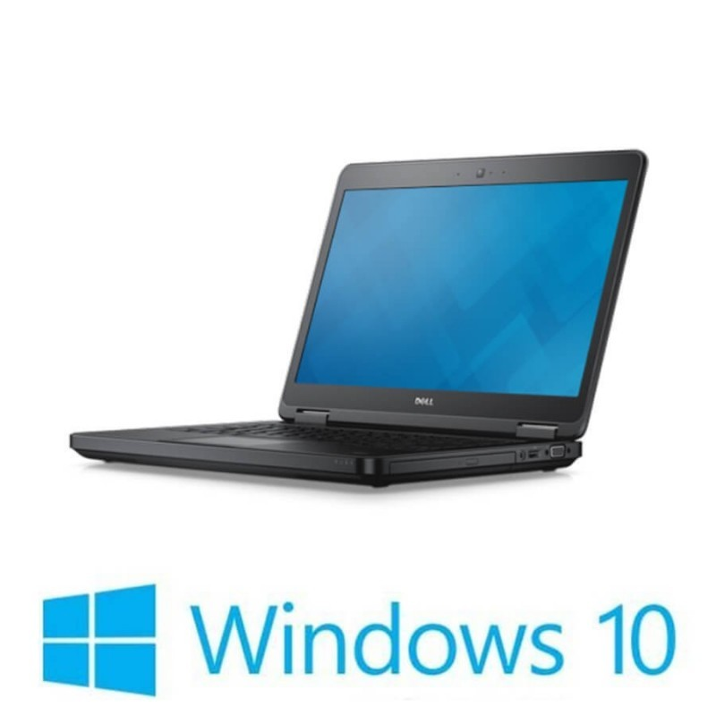 Laptop Refurbished Dell Latitude E5450, i5-5300U, 128GB SSD, 8GB DDR3L, Win 10 Home