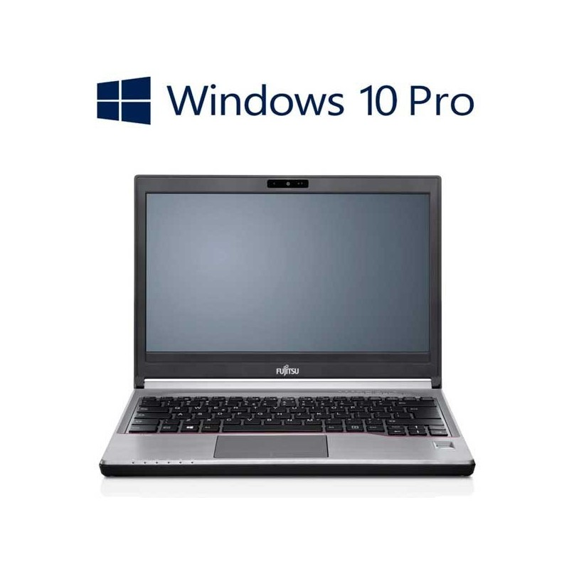 Laptop refurbished Fujitsu LIFEBOOK E734, i5-4200M, Win 10 Pro