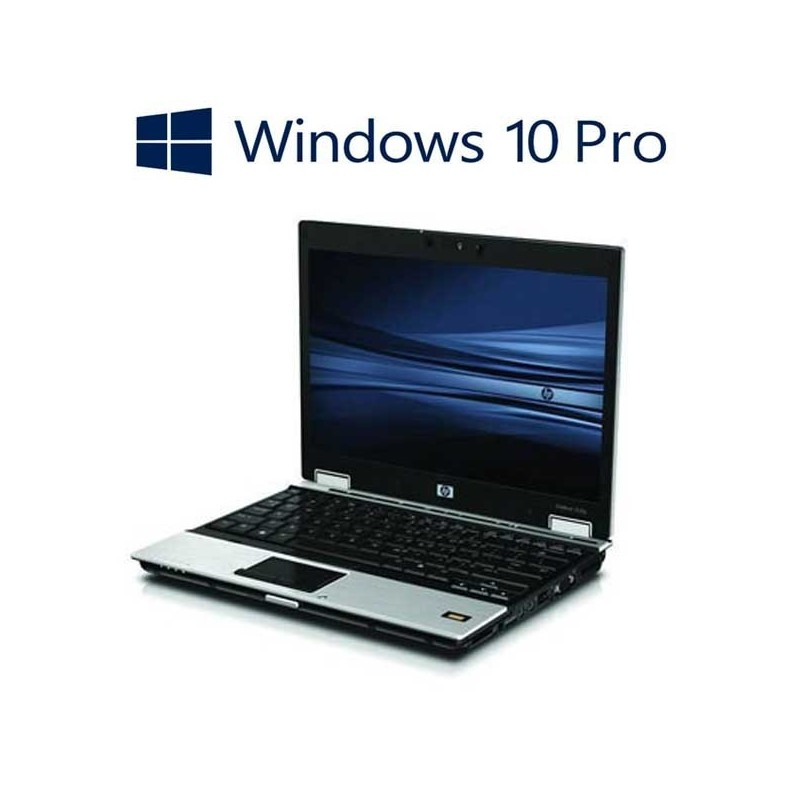 Laptop refurbished HP EliteBook 2540p, Intel Core i7-640LM, Win 10 Pro