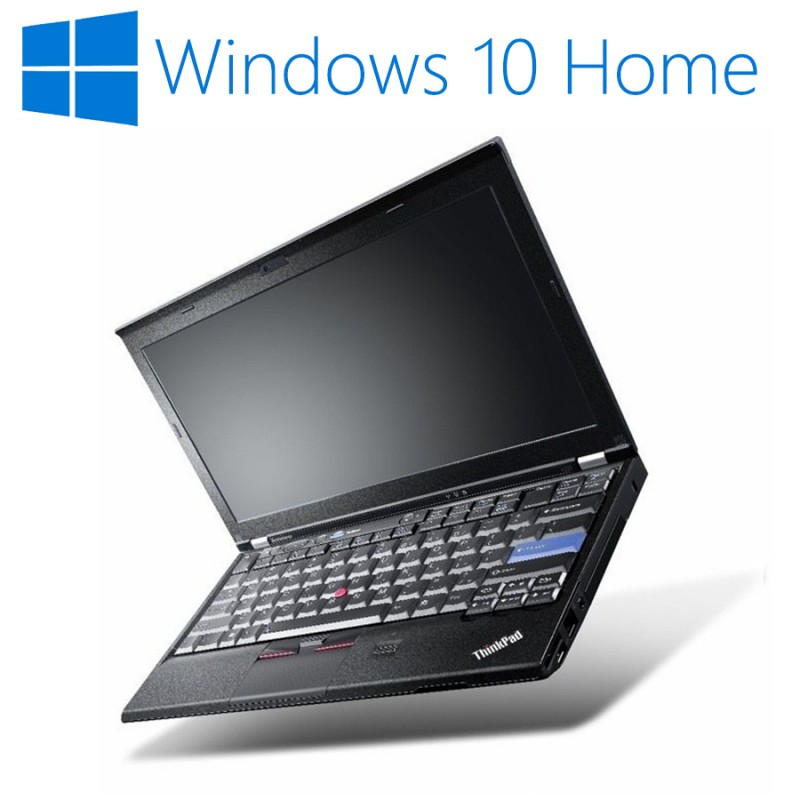 Laptop Refurbished Lenovo ThinkPad X220, Core i5-2520M, Baterie noua, Win 10 Home