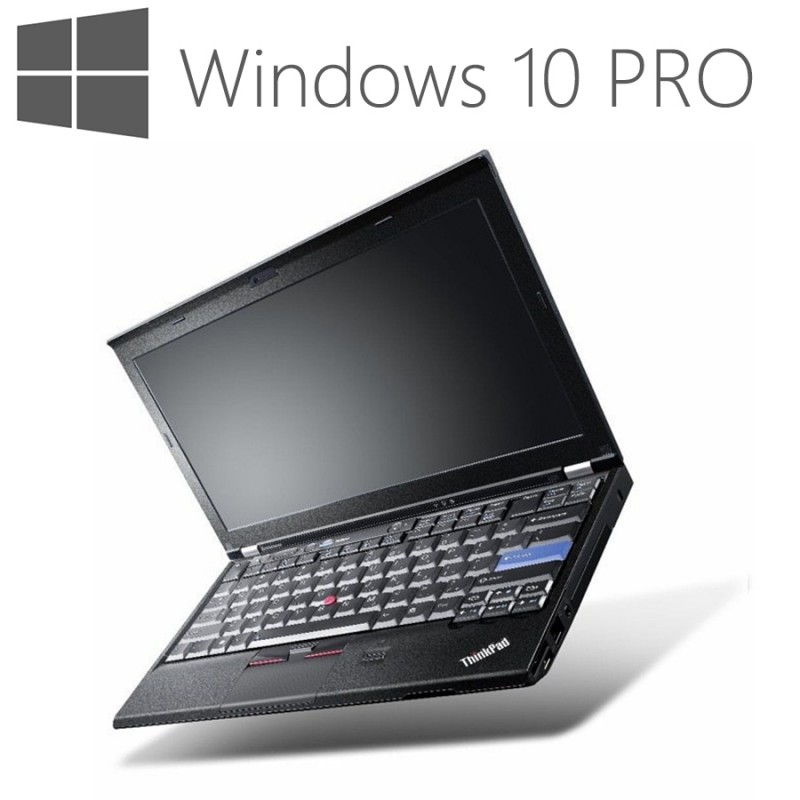 Laptop Refurbished Lenovo ThinkPad X220, Core i5-2520M, Baterie noua, Win 10 Pro