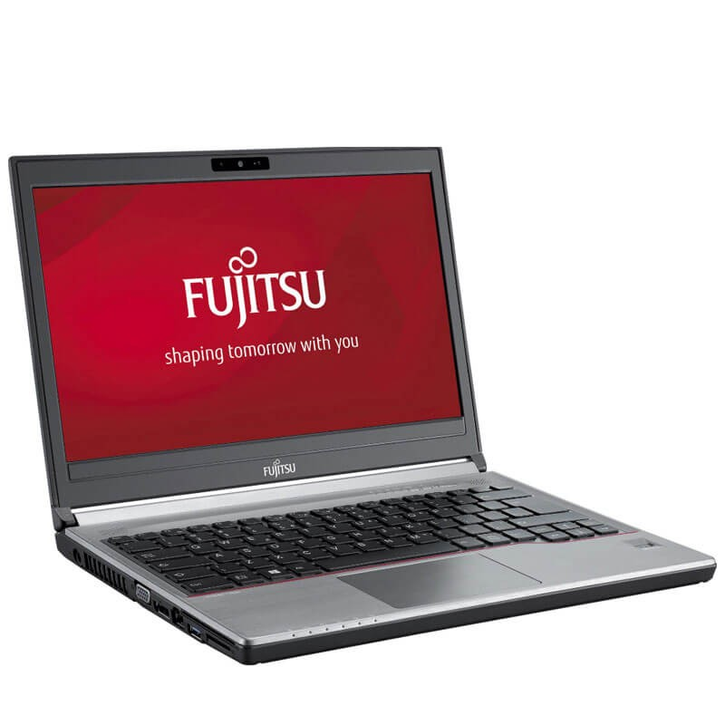Laptop Second Hand Fujitsu LIFEBOOK E734, Intel Core i3-4000M Gen 4