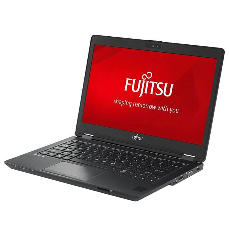Laptop Second Hand Fujitsu LIFEBOOK U727, Intel i7-7500U, TouchScreen, Full HD
