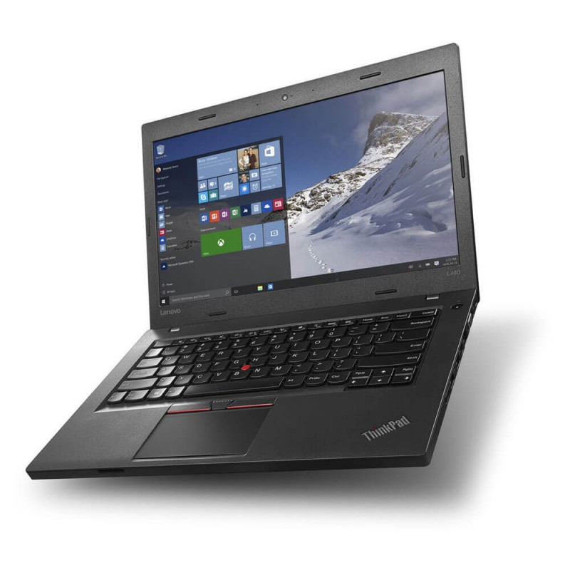 Laptop Second Hand Lenovo ThinkPad L560, Intel i5-6300U, 256GB SSD, Webcam