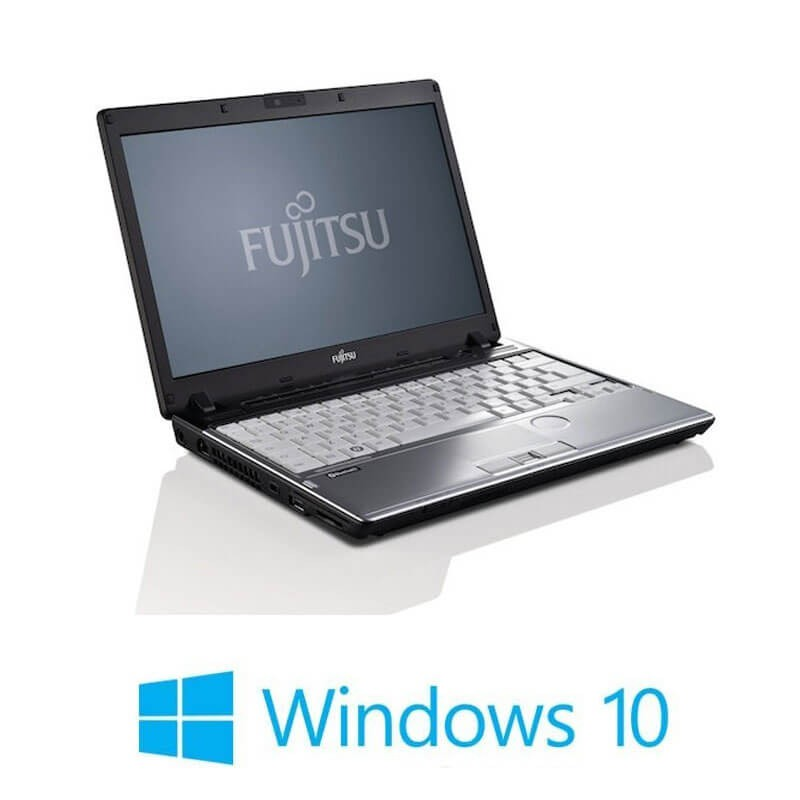 Laptopuri Refurbished Fujitsu LIFEBOOK P701, Core i3-2330M, Windows 10 Home