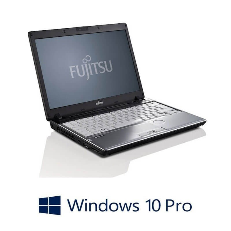 Laptopuri Refurbished Fujitsu LIFEBOOK P701, Core i3-2330M, Windows 10 Pro