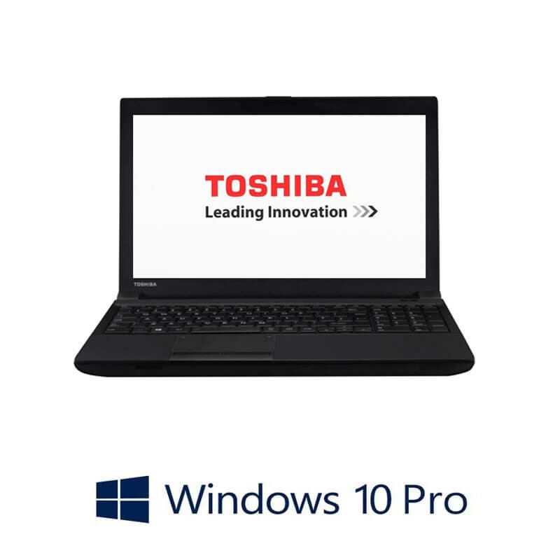 Laptopuri Refurbished Toshiba SATELLITE PRO A50-A, i3-3110M, 15.6 inch, Win 10 Pro