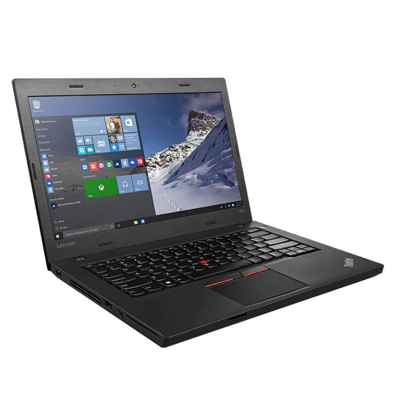 Laptopuri Second Hand Lenovo ThinkPad L460, Intel 4405U, Webcam, 500GB SSHD