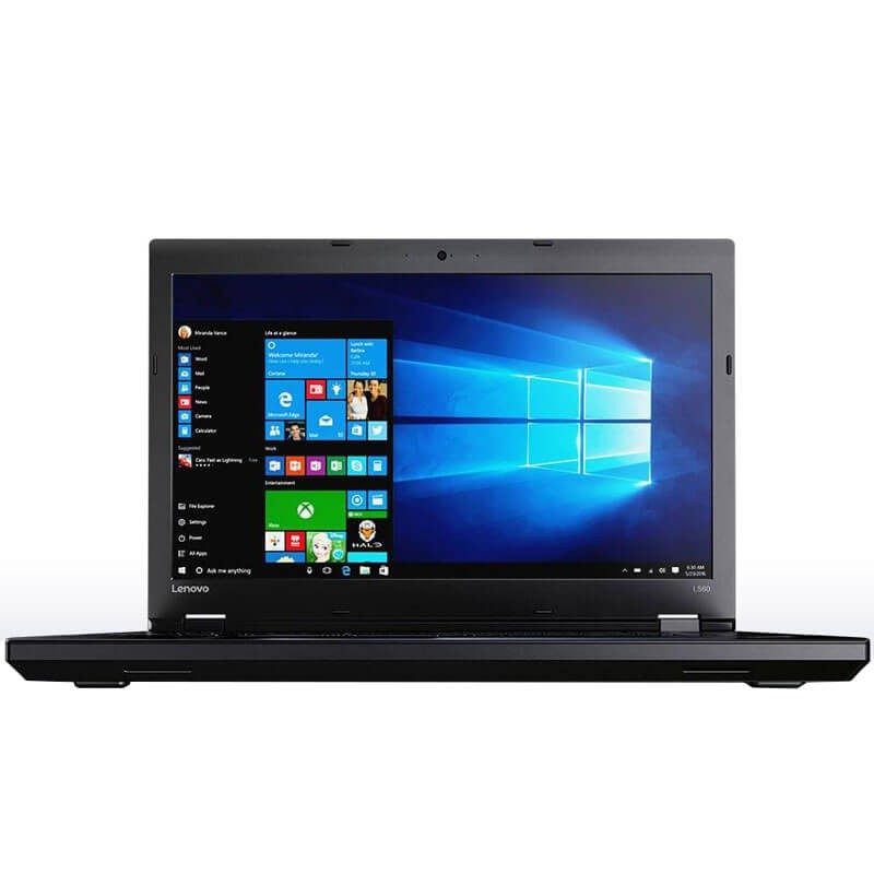 Laptopuri Second Hand Lenovo ThinkPad L560, i5-6300U, Full HD, Grad A-, Webcam