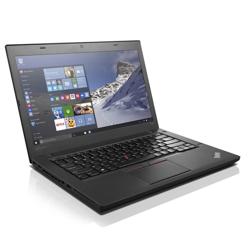 Laptopuri Second Hand Lenovo ThinkPad T460, Core i5-6200U, 128GB SSD, Webcam