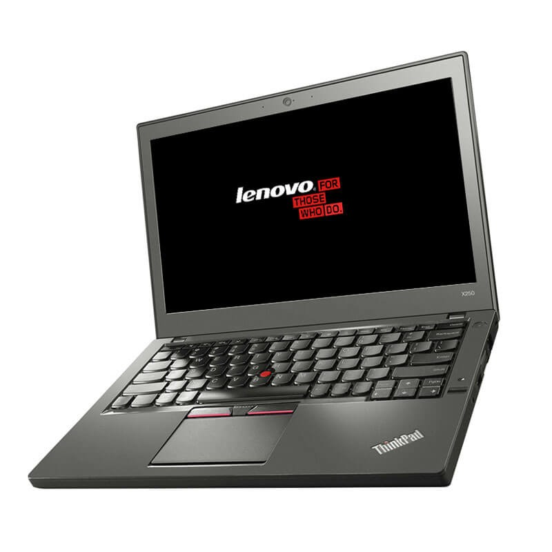 Laptopuri SH Lenovo ThinkPad X250, Intel i7-5600U, Full HD, SSD, Grad A-, Webcam
