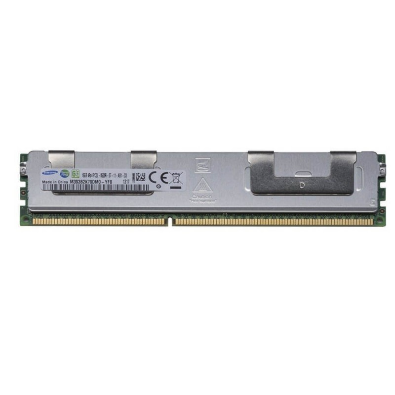 Memorii server second hand Samsung 16GB 4Rx4 PC3L-8500R