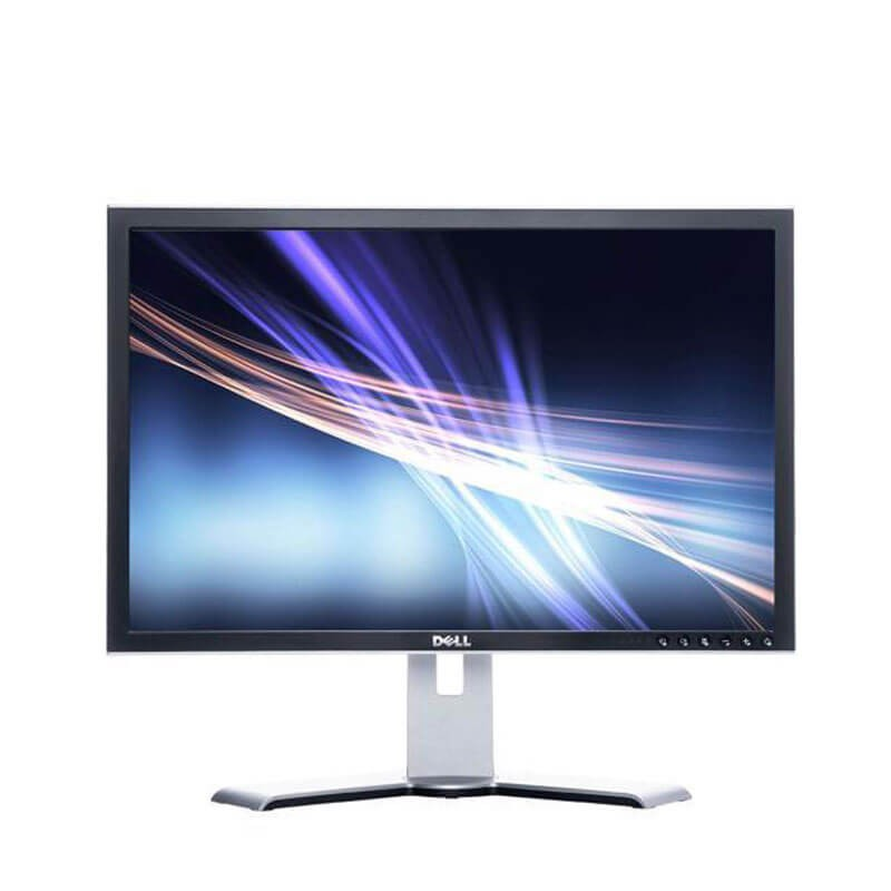 Monitoare LCD Refurbished Dell E207WFPc, 20 inch WideScreen