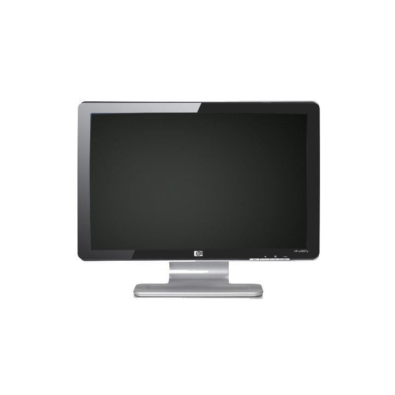 Monitoare LCD Refurbished HP W2007v, 20 inch