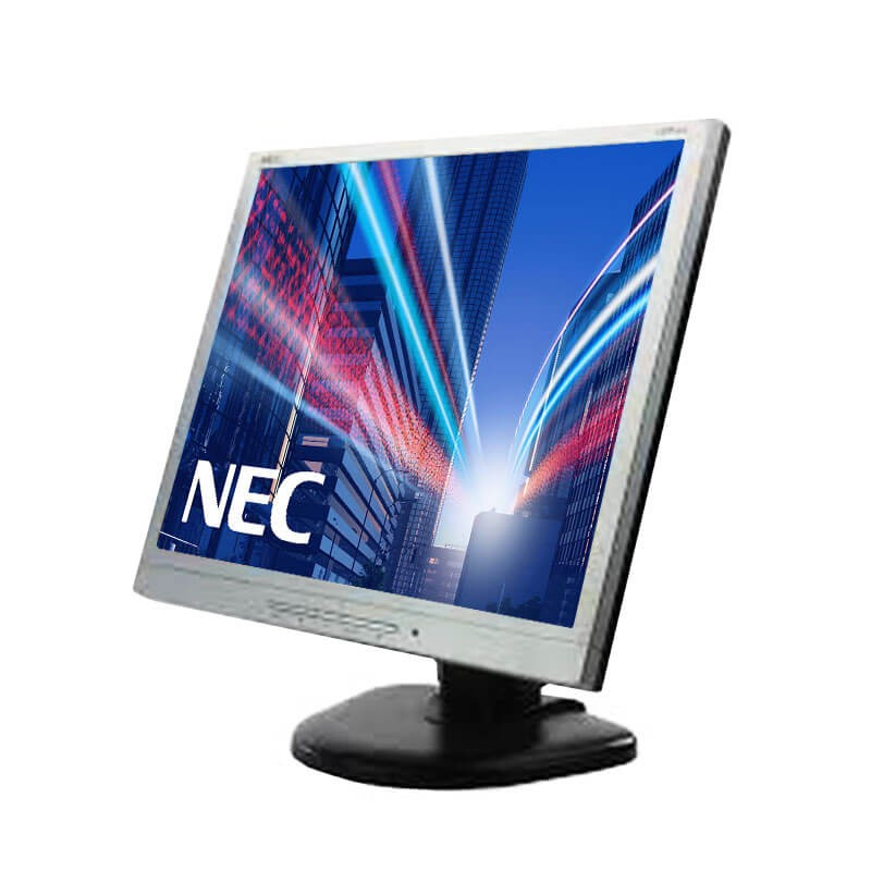 Monitoare LCD Second Hand NEC LW19M, Grad A-, 19 inch WideScreen