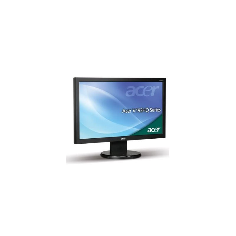 Monitoare second hand 19 inch widescreen Acer V193HQV