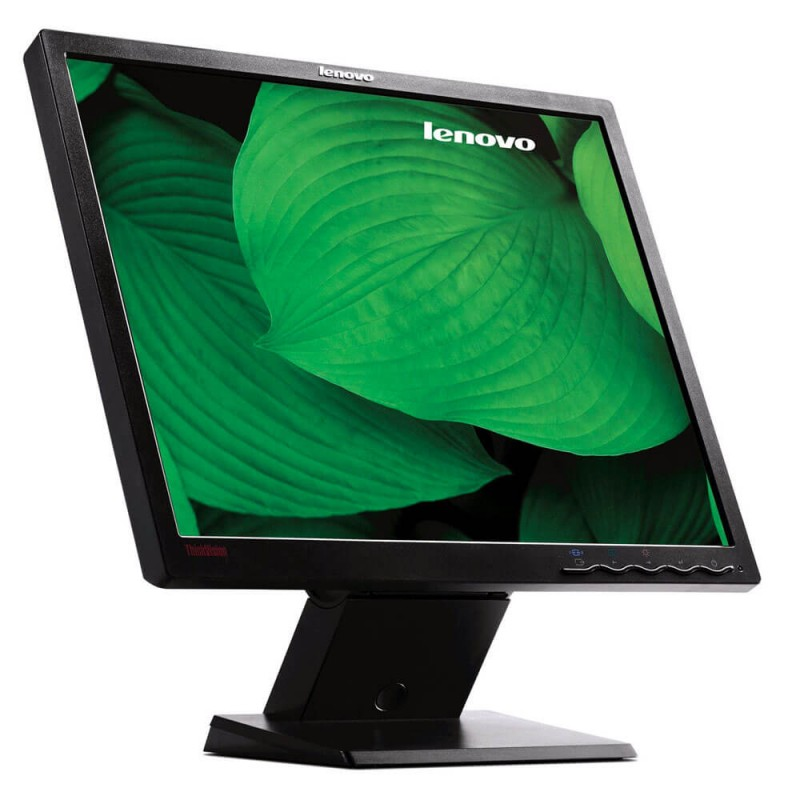 Monitor LCD Refurbished Lenovo ThinkVision L1900pA, 19 inch