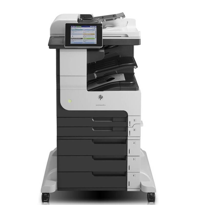 Multifunctionale A3 SH HP LaserJet Enterprise 700 MFP M725dn, Cartus NOU Full