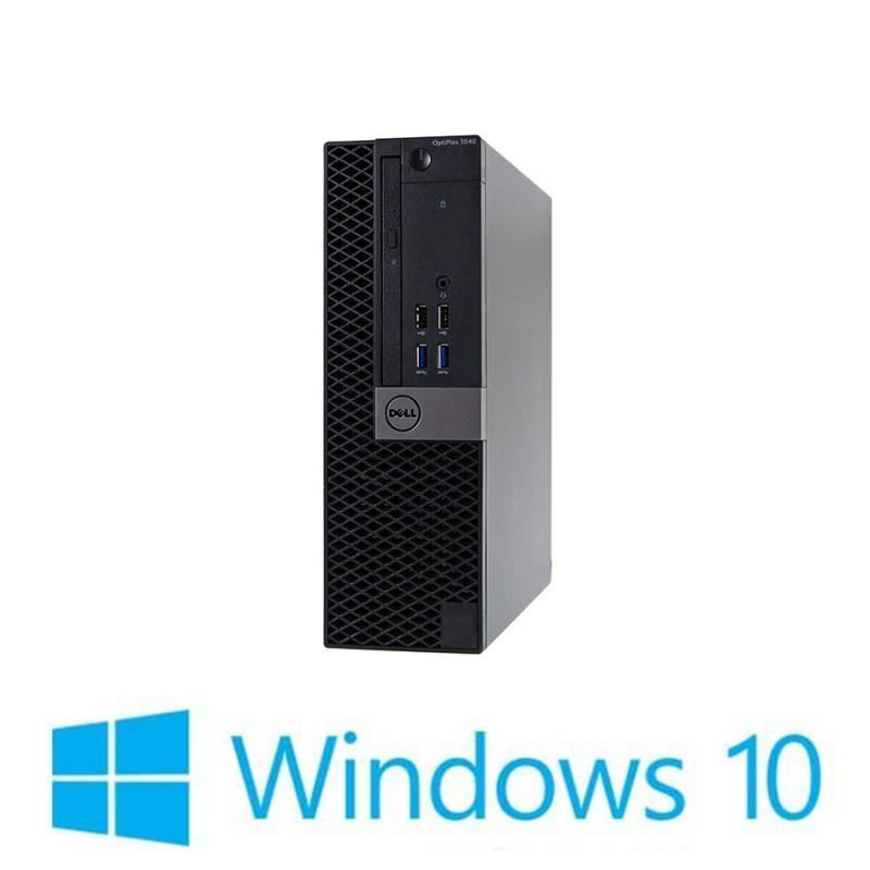 PC Refurbished Dell OptiPlex 3040 SFF, i5-6400, Win 10 Home