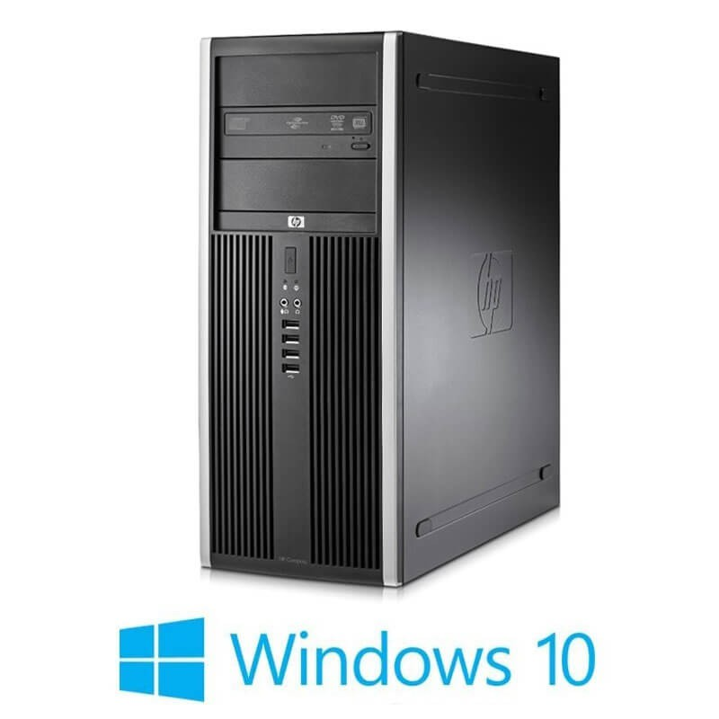 PC Refurbished Gaming HP 8200 MT, i7-2600, 8GB, SSD, GeForce GT630, Win 10 Home