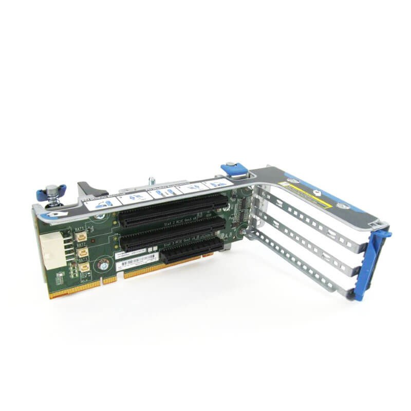 Placa de Extensie Server HP ProLiant DL380 G9, 3 x PCIe, 777281-001