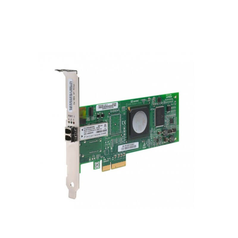 Placa retea second hand Qlogic QLE2460 PCIe-to-4Gbps, Fiber Chanel