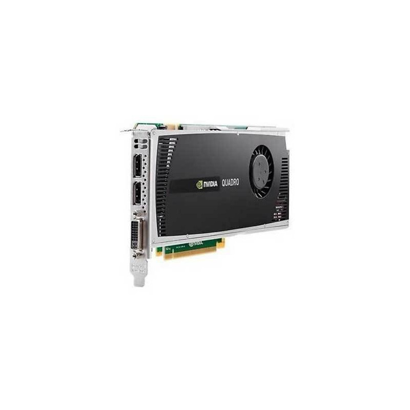 Placa video sh NVIDIA Quadro 4000, 2 GB GDDR5 256-bit