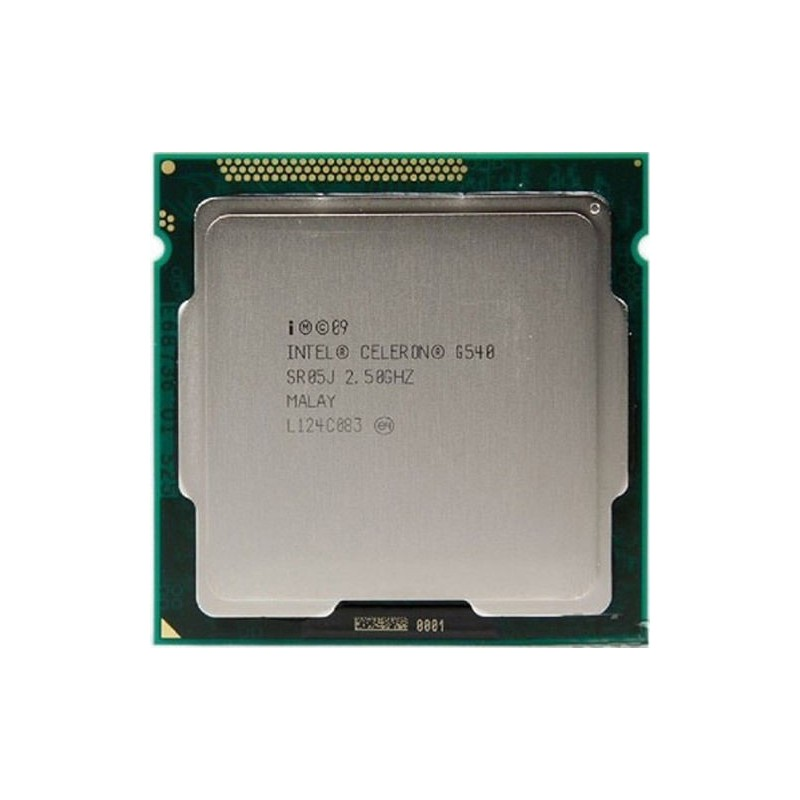 Procesor Refurbished Intel Dual Core G540, 2.50GHz, 2Mb Cache