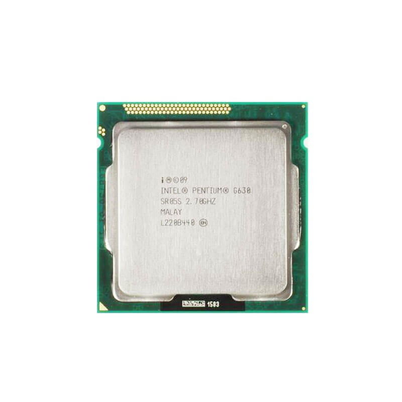Procesor Refurbished Intel Pentium Dual Core G630, 2.70GHz, 3Mb Cache