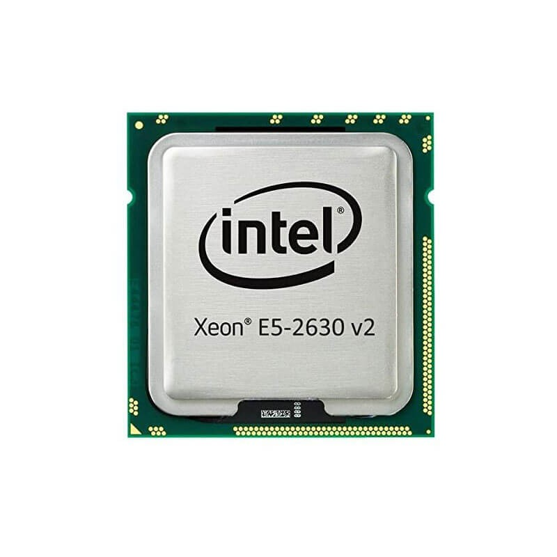 Procesor Refurbished Intel Xeon Hexa Core E5-2630 v2, 2.60GHz, 15Mb Cache