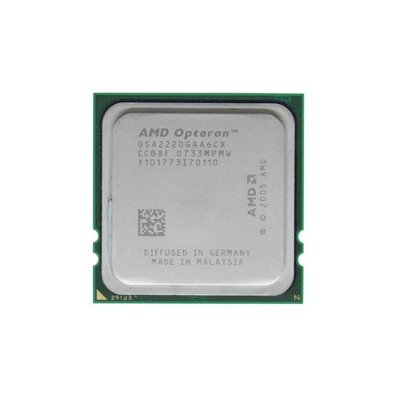 Procesor Second Hand AMD Opteron 2220, 2800 MHz