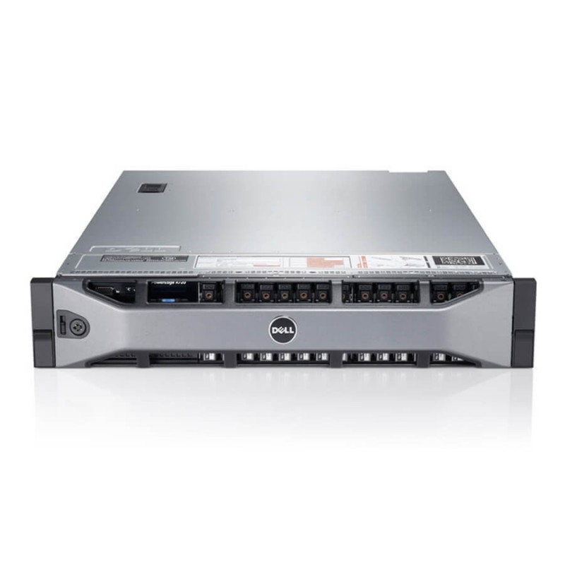 Server Refurbished Dell R720, 16 x 2.5
