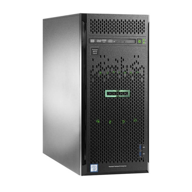 Server Refurbished HP Proliant ML110 Gen9, Intel Xeon E5-2620 v3, 64GB DDR4, 4 x 1TB SAS