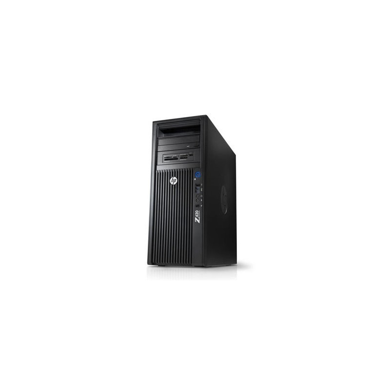 Workstation Second Hand HP Z420, Xeon E5-1650, 16GB
